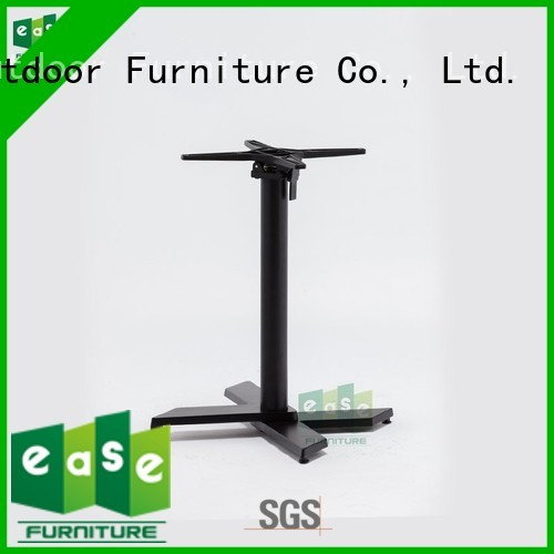 look multi heavy EASE Brand cast aluminum table base manufacture