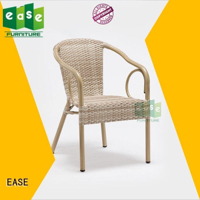 rattan cafe chairs garden rattan bistro chairs EASE Brand