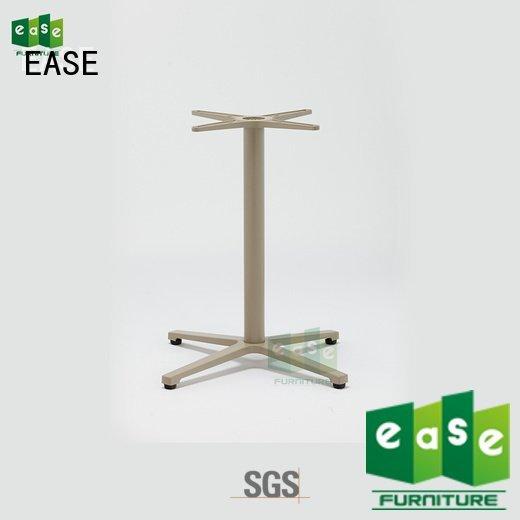 EASE Brand multi style aluminum table legs foot adjustable