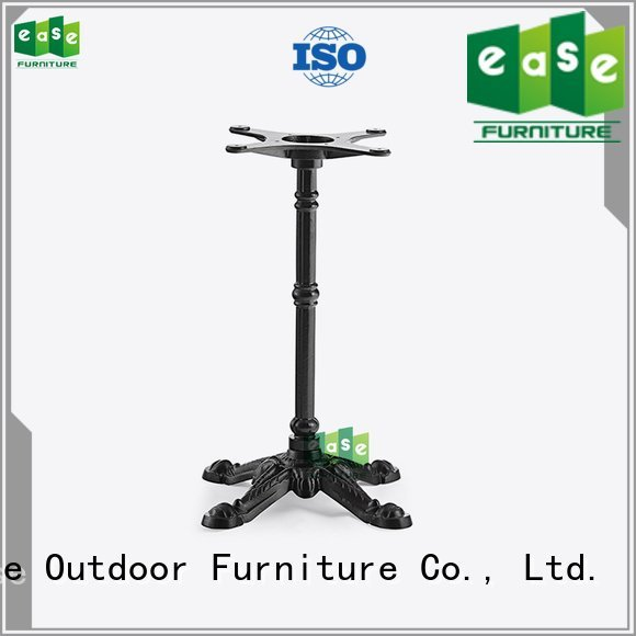 wrought metal style EASE iron table base