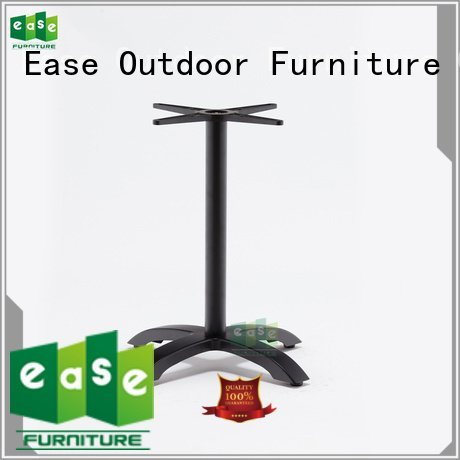 cast aluminum table base look aluminum table legs EASE Brand