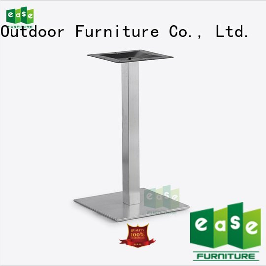 OEM stainless steel legs steel table stainless steel dining table base