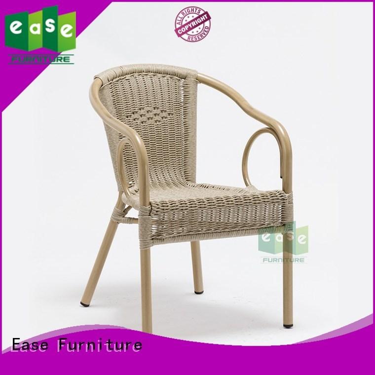 standard e3016 aluminum wicker chairs wicker EASE company