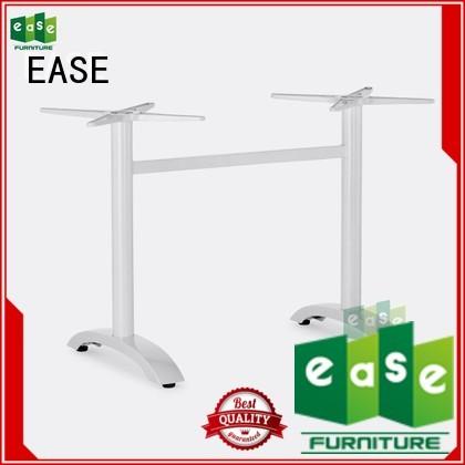 Wholesale legs cast aluminum table base cast EASE Brand